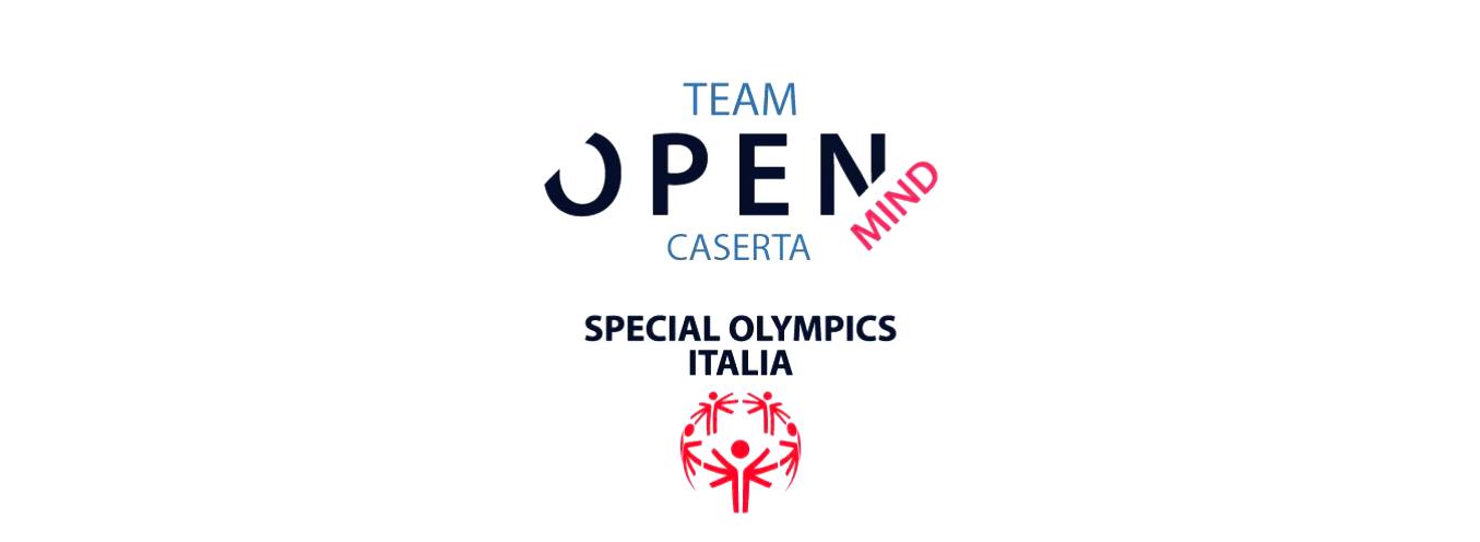 Team Open Mind Caserta Special Olympics Italia
