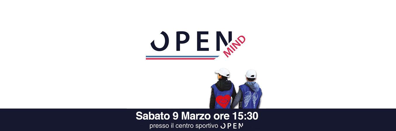OPEN Mind | 23 Febbraio 2019 dalle 15:30