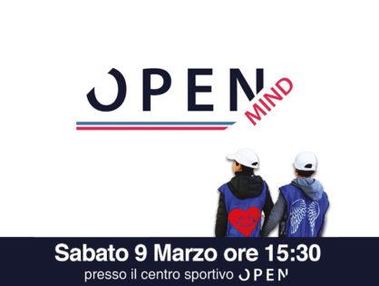 OPEN Mind   23 Febbraio 2019 dalle 15:30