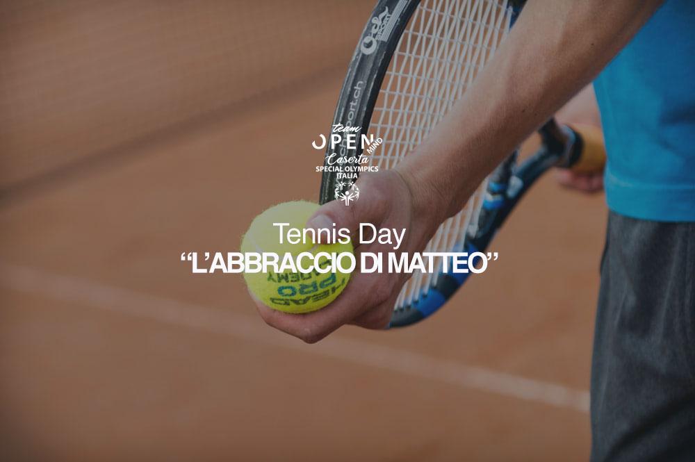 Tennis Day | L'Abbraccio di Matteo 19 Maggio 2019